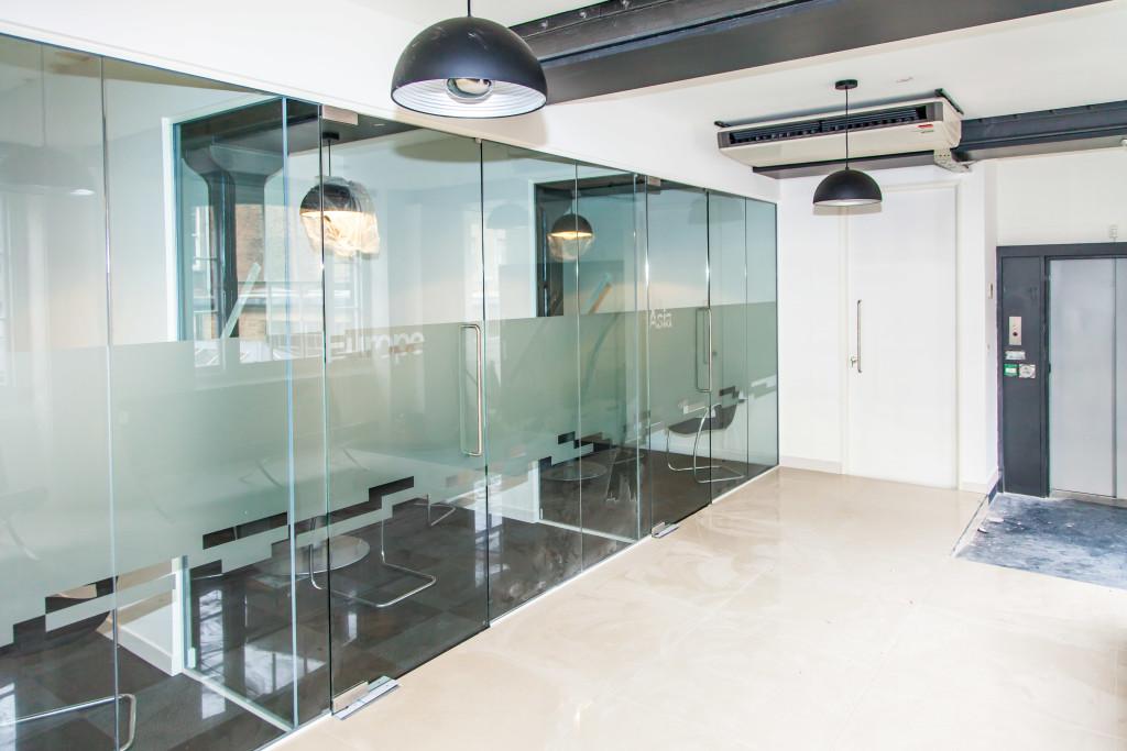 Office design company in london kova interiors