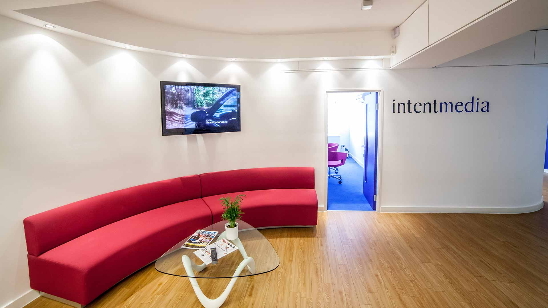 Intent Media Office